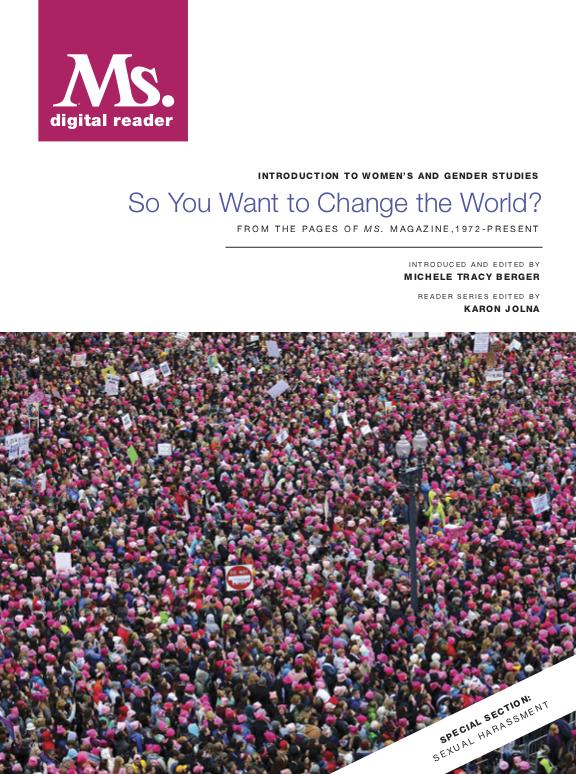 Ms. Classroom, feminist digital textbook