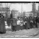Today in Feminist History: Valentine Messages of Support Greeted Suffrage Hikers Today in Trenton
