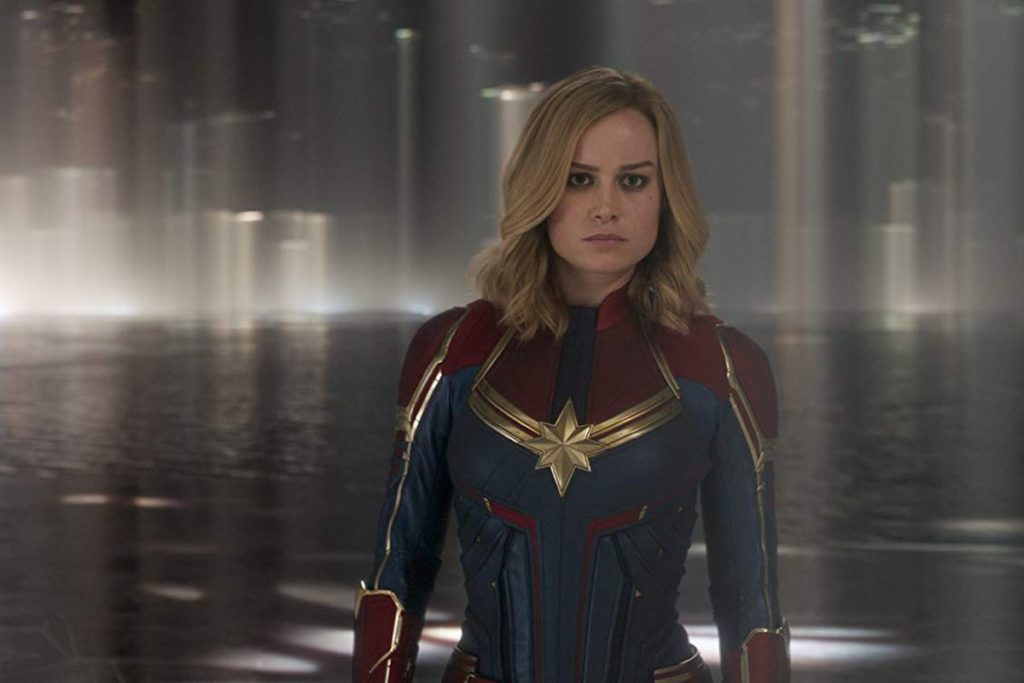 Wonder Woman, Captain Marvel and the Power of Gender