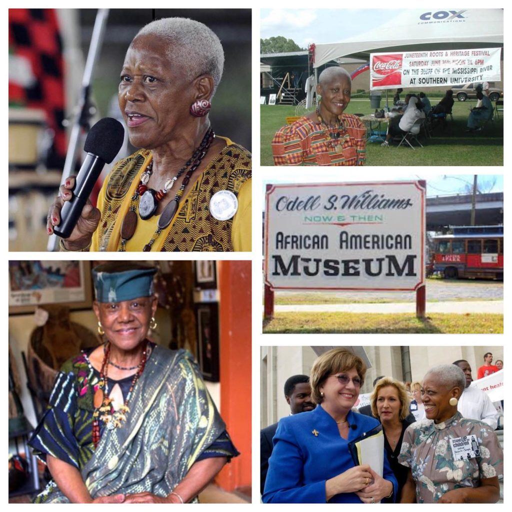 """Rest in Power: Sadie Roberts-Joseph, the Civil Rights """"Queen"""