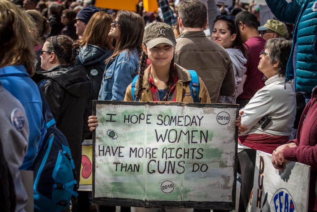 Gender Belongs at Center of the Gun Debate – Ms  Magazine
