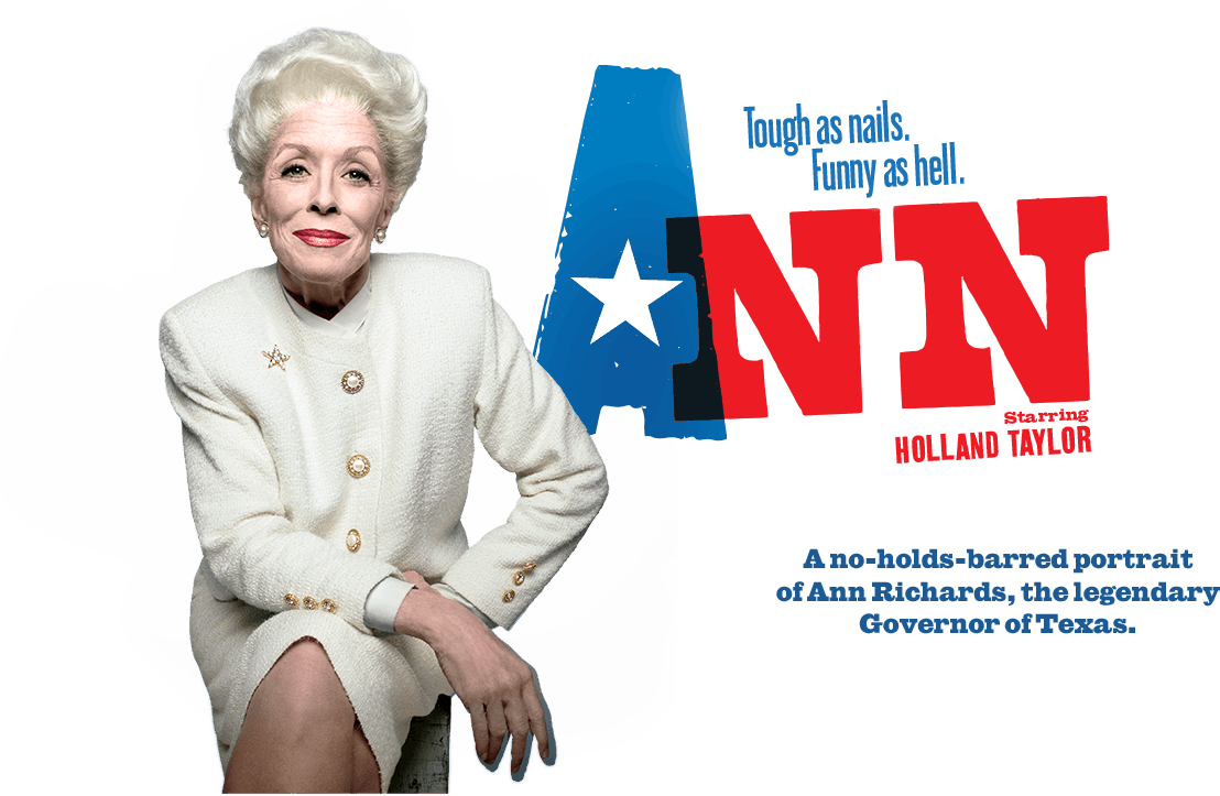 The Ms. Q&A: Why Holland Taylor Wanted to Act Like Ann Richards