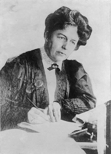Today in Feminist History: What Do Women Want?Suffrage, Equal Pay and Peace! (April 4, 1907)