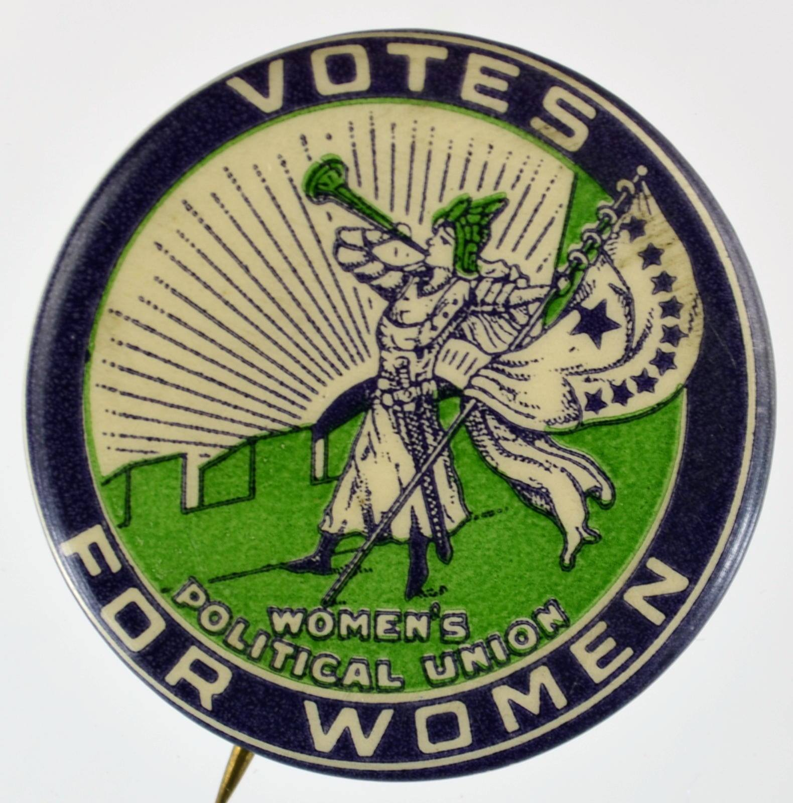 Today in Feminist History: What Type of Woman Opposes Suffrage? (April 5, 1913)