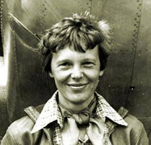 Today in Feminist History: Amelia Earhart is at it Again