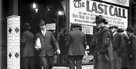 Today in Feminist History: Why Suffragists are Celebrating Prohibition