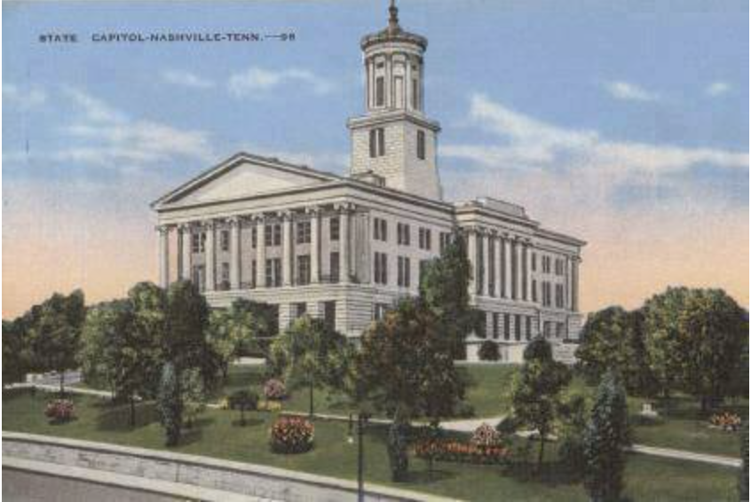 Today in Feminist History: The Tennessee Legislature Is in Session (August 9, 1920)