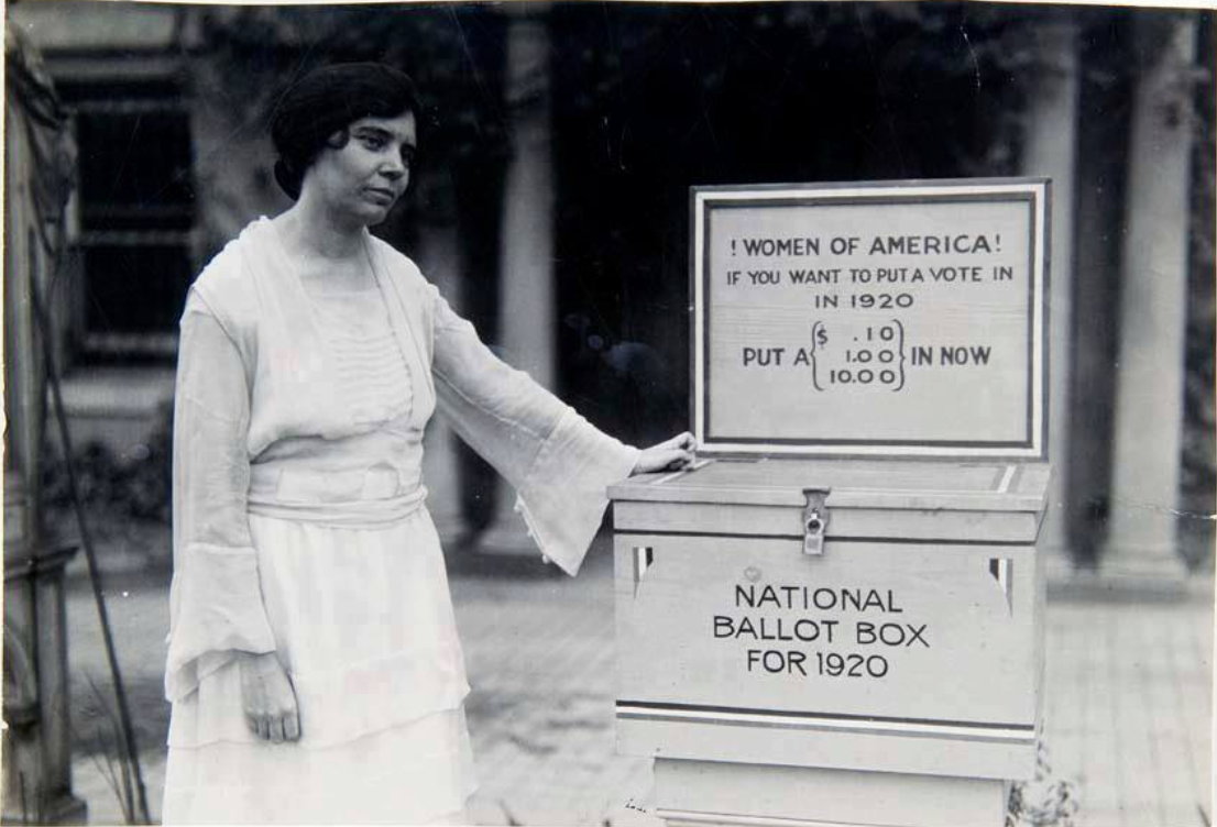 Today in Feminist History: A Major Roadblock to Suffrage Avoided (July 13, 1920)