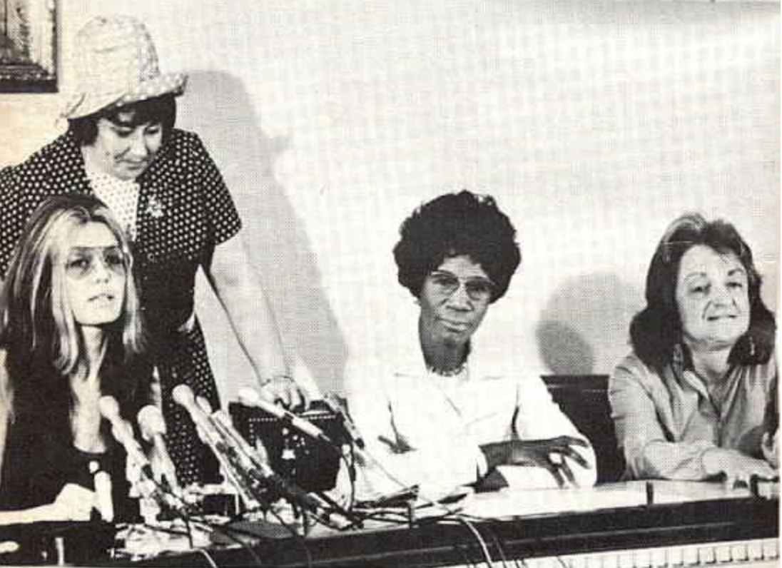 Today in Feminist History: The National Women's Political Caucus (July 12, 1971)