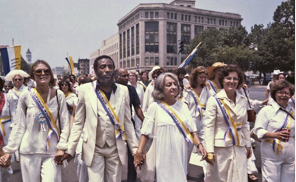 Today in Feminist History: The Largest March for Women's Rights in U.S. History (July 9, 1978)