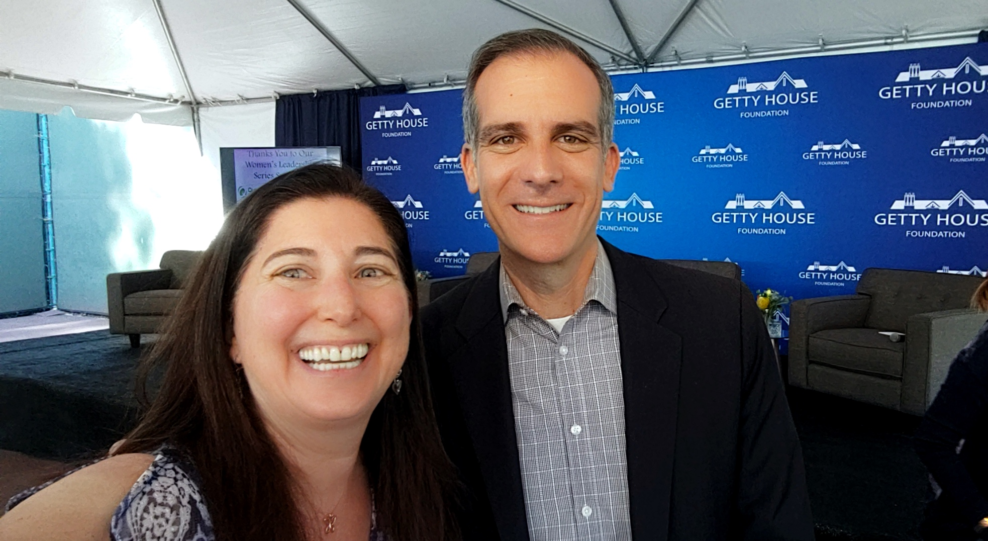 How Los Angeles Mayor Eric Garcetti is Mixing Business with Feminism