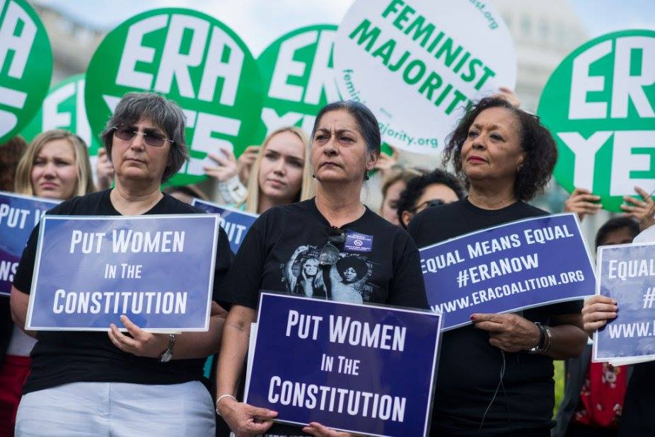 The Trump Administration's DOJ Won't Have the Last Word on the Equal Rights Amendment