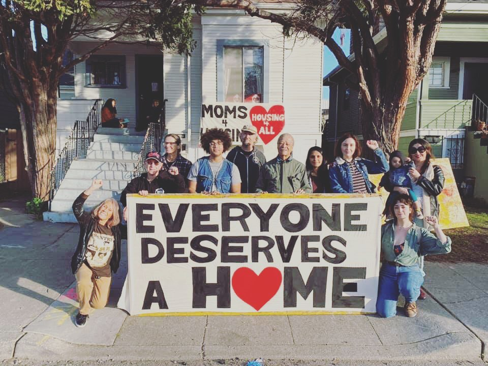 What the Moms 4 Housing Movement Reveals About the Homelessness Crisis