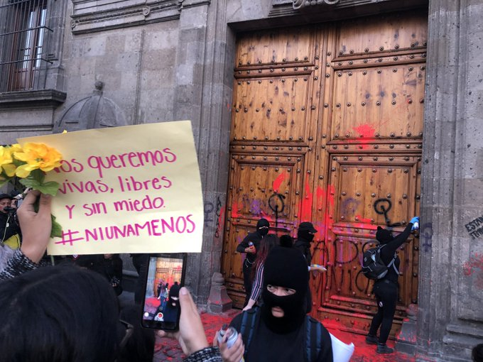 #NiUnaMas: Mexican Feminists are Renewing Their Calls for Action Against Femicide