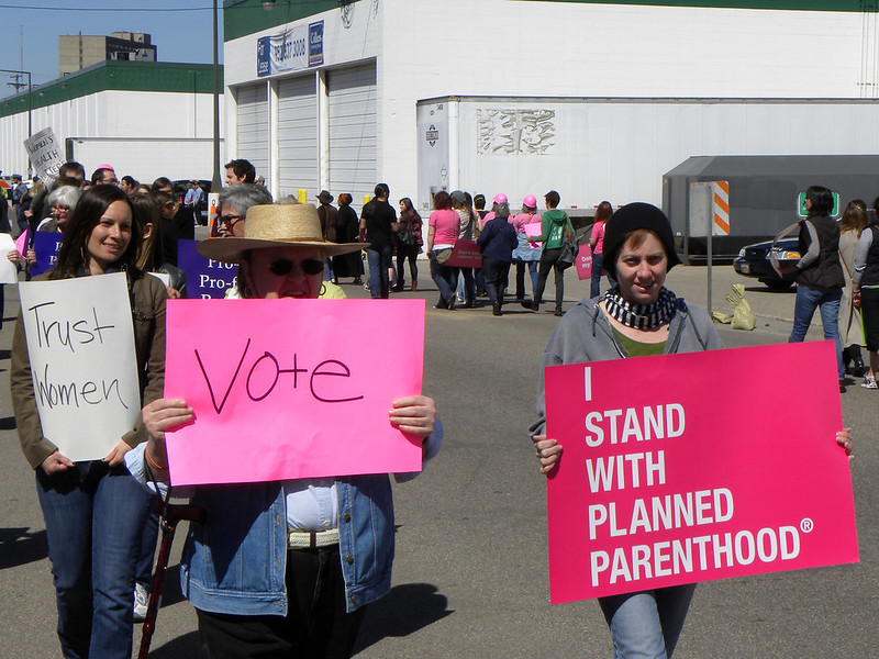 Abortion Clinics Under Siege by Protesters During COVID-19 Pandemic