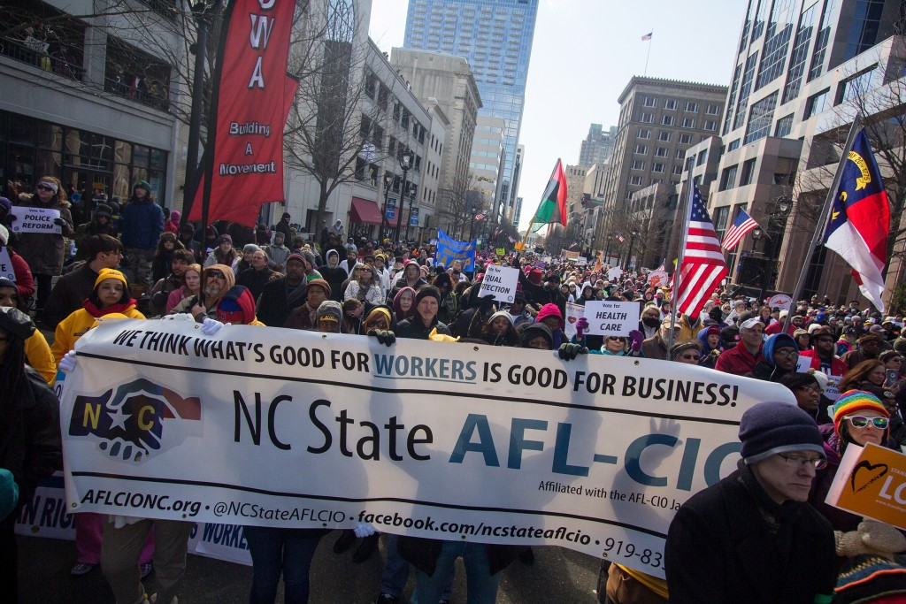 Time for a New Labor Movement: Unions Must Step Up to Support Essential Workers