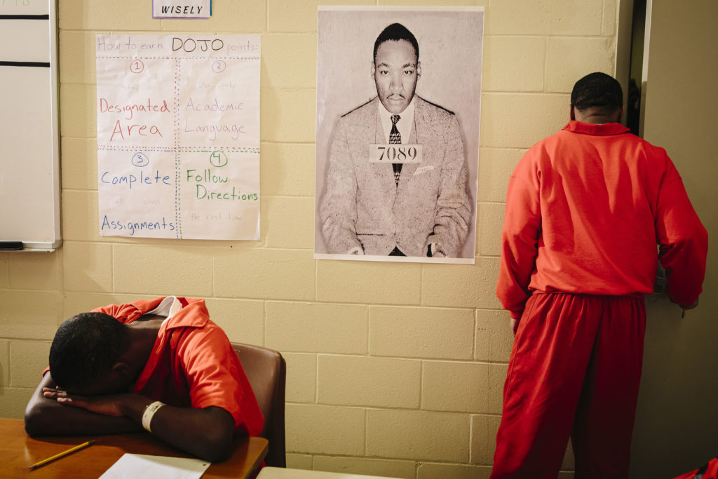 """I Want to See my Child."" Juvenile Detention Centers Cut Visits Over COVID-19 Fears"
