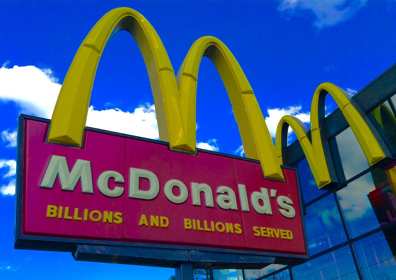 "McDonald's Faces $500M Lawsuit for ""Systemic Sexual Harassment"""