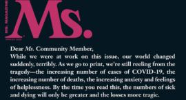 ms. magazine spring 2020