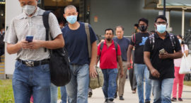 """Singapore: COVID-19 Cases Skyrocket as Health Response Ignores """"Forgotten"""" Foreign Labor"""