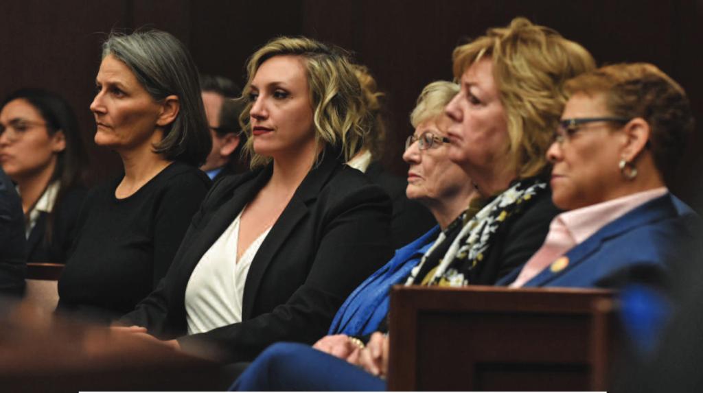 States of Feminist Resistance: Women Legislators Make A Difference