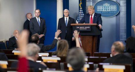 "Trump and the ""Nasty,"" ""Horrid"" Women Reporters"