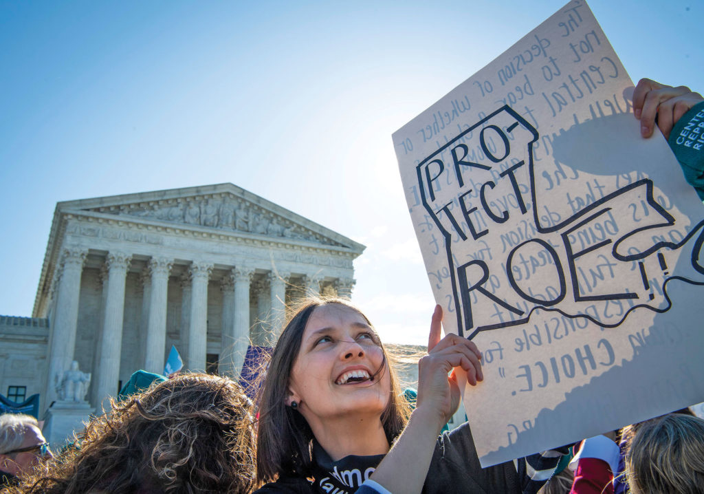 The Stalking Horse: SCOTUS Hears Abortion Case