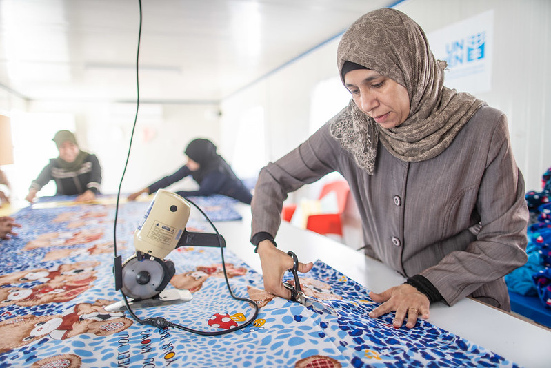 We Cannot Abandon Migrant and Refugee Women During the COVID-19 Crisis