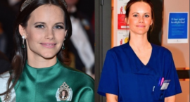 We Heart: Sweden's Princess Sofia Became a Medical Assistant to Fight COVID-19