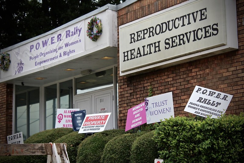 Women's and Civil Rights Groups File Amicus Brief to Stop Alabama from Restricting Abortion