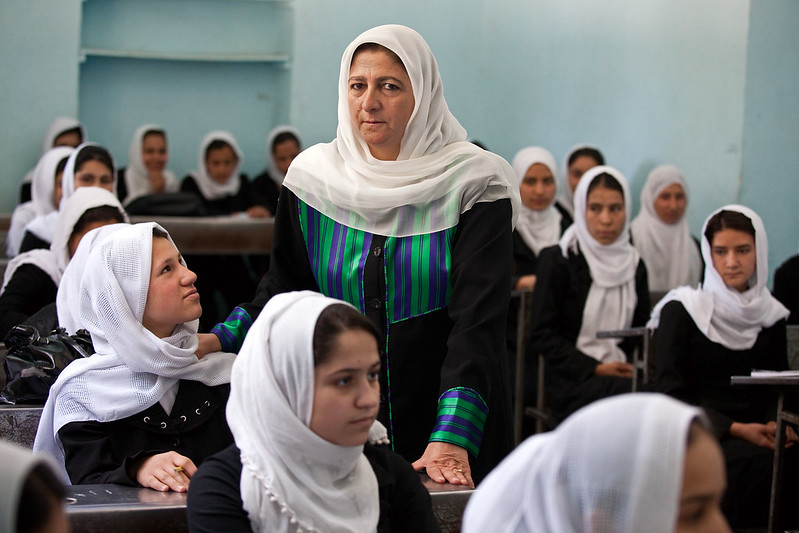 Women Psychologists in Herat, Afghanistan Terrified for Clients During Pandemic Lockdown