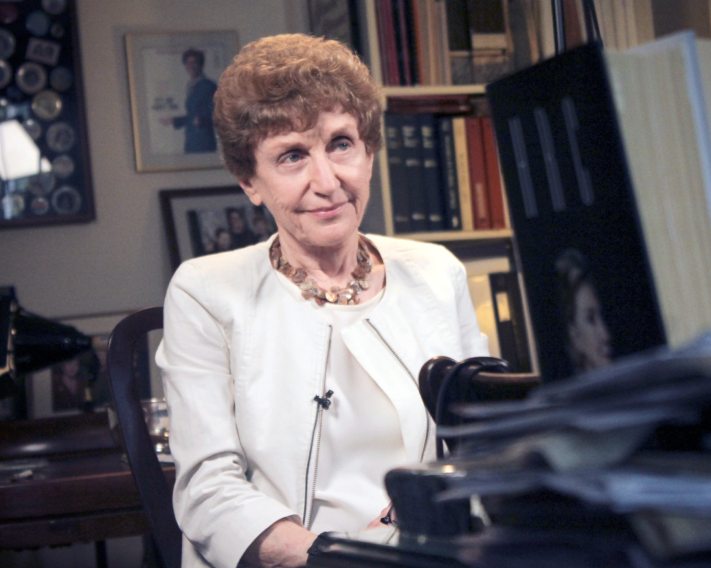 Rest in Power: Ruth B. Mandel—Holocaust Survivor and Distinguished Feminist Activist
