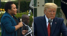 yamiche trump women reporters of color