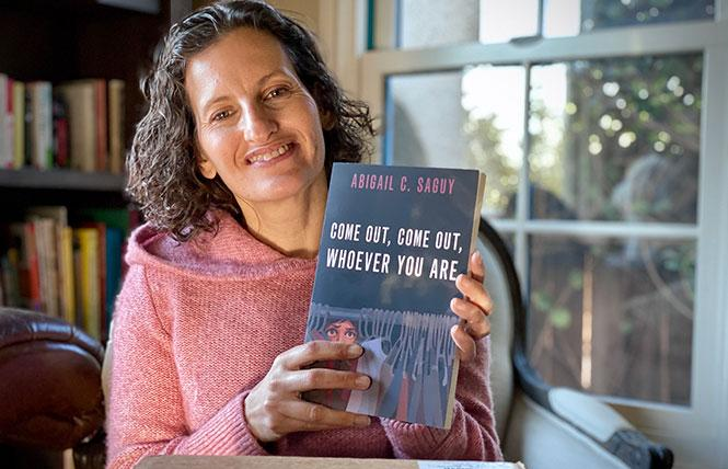 Abigail Saguy's new book, Come Out, Come Out, Whoever You Are