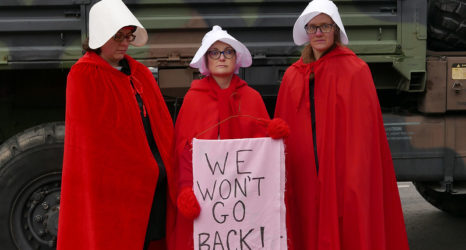 Americans Don't Want Politicians Using COVID-19 to Attack Abortion