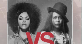 Erykah Badu and Jill Scott Love Each Other to Life in First Women's Verzuz Battle