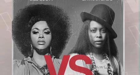 Erykah Badu and Jill Scott Love Each Other to Life in First Women's Verzuz Battle