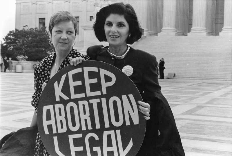 Evangelicals Paid Roe v. Wade Plaintiff to Publicly Oppose Abortion Rights