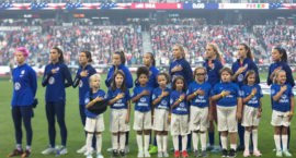Federal Judge Dismisses U.S. Women's National Soccer Team Equal Pay Case