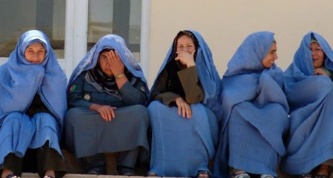In This Crucial Time, History Must Not Repeat for Afghan Women