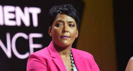 We Heart: Atlanta Mayor Keisha Bottoms Standing Up for Black Communities