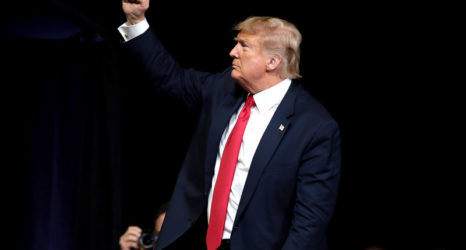 Polling Reveals Significant Gender Gap in Attitudes on Trump Coronavirus Response