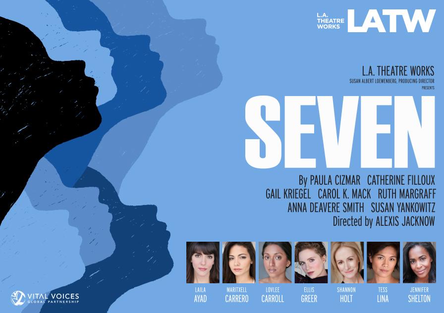 "LISTEN: Play ""SEVEN"" Tells the Story of Remarkable Women"