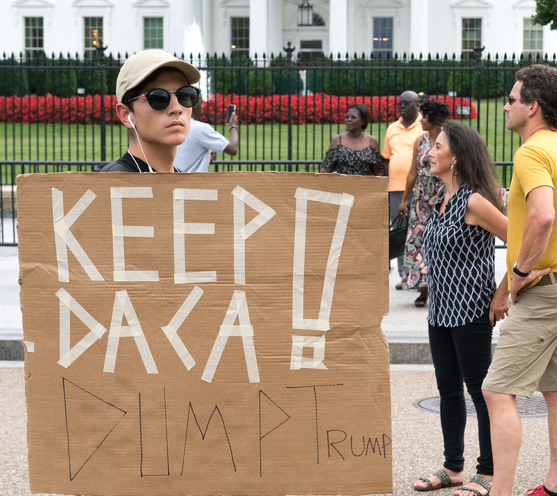 Stimulus Misses Two Key Immigrant Groups: Children and Spouses. They're Suing.