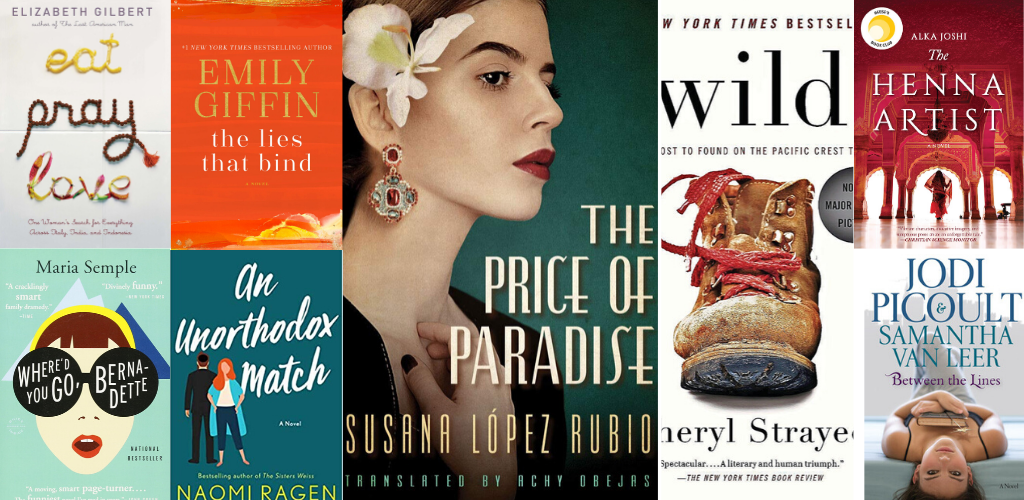 8 Books That Will Transport You