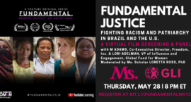 """Fundamental"" Justice: Fighting Racism and Patriarchy (Virtual Screening + Panel)"
