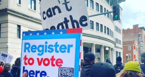 100 Years of Women Voting Means Defending the Right to Vote for All