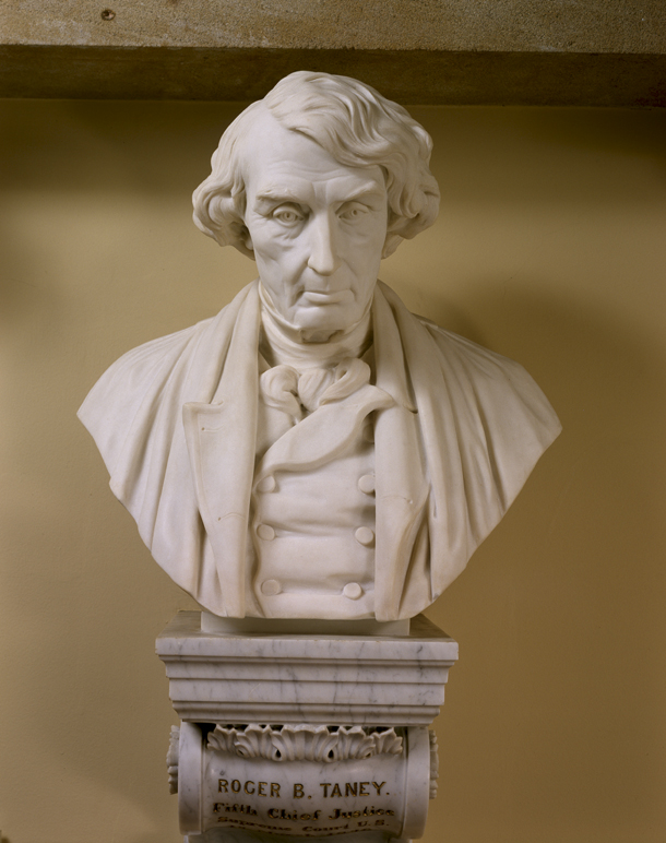 Madame Speaker, It's Not Just Confederate Statues That Should Go. Start with Justice Taney.