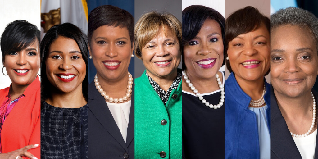 Black Women Mayors Healing and Leading Their Communities