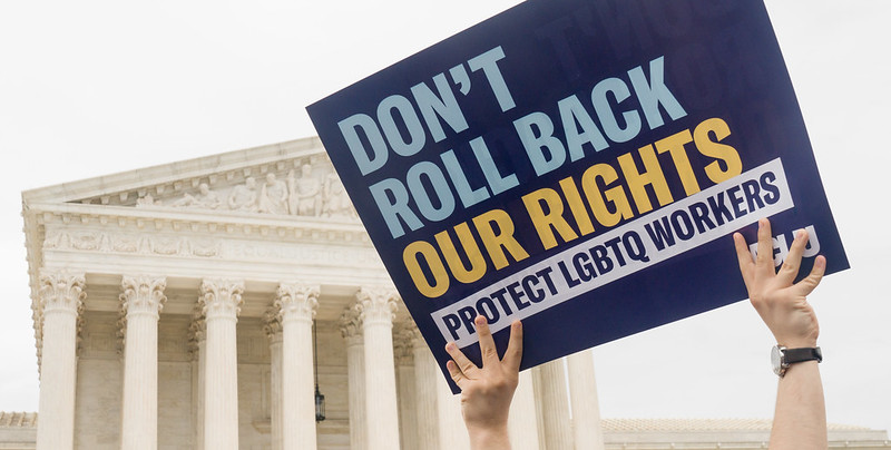 Because of Sex: A Historic Win for LGBTQ Americans During Pride Month